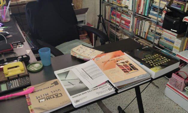 Kehidupan baru sebagai pelajar postgraduate